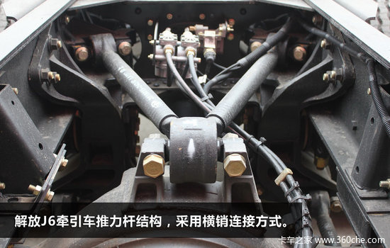 结构虽小名堂多公路牵引车推力杆介绍