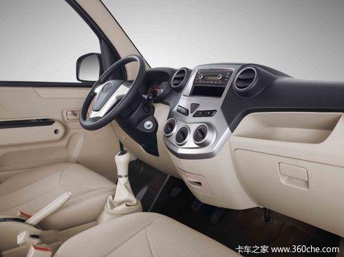 微客精致之选 一汽佳宝V80与五菱荣光S高清图片