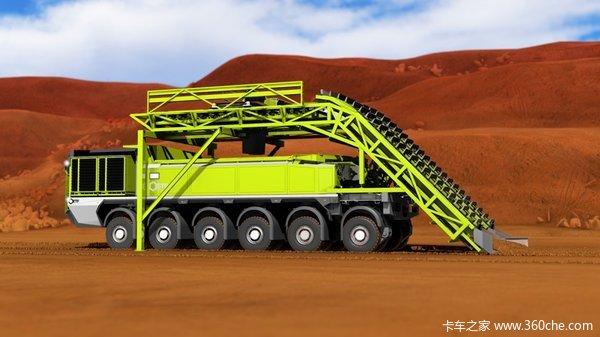 多引擎全轮驱动巨兽来袭ETF卡车将下线