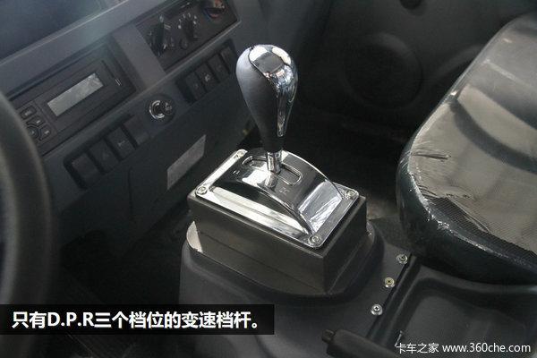 续航能力170公里重汽王牌推纯电动货车