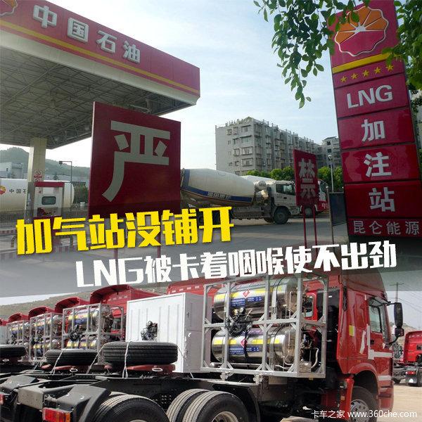 加气站没铺开LNG被卡着咽喉使不出劲