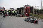 1死6重伤 周至县庙会卡车失控撞向人群