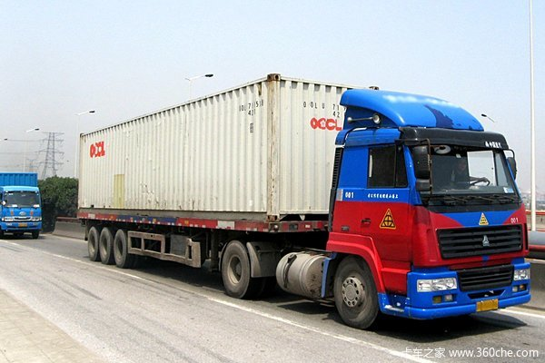 集装箱运输福音将享受通行费四成优惠