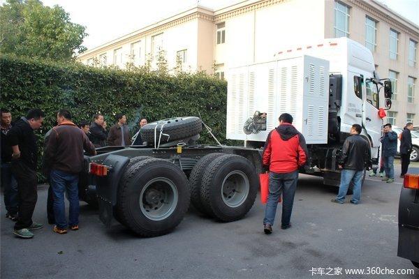 重汽M5GD7B上海开卖斯太尔新生更超值