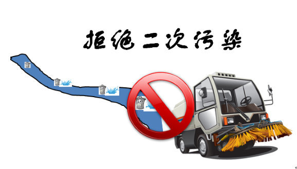 拒二次污染东风柳汽压缩式垃圾车问世