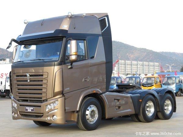消费不起的百万进口卡车期待中国卡车