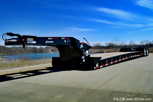 可伸长可承受集中载荷XL推轻量级挂车