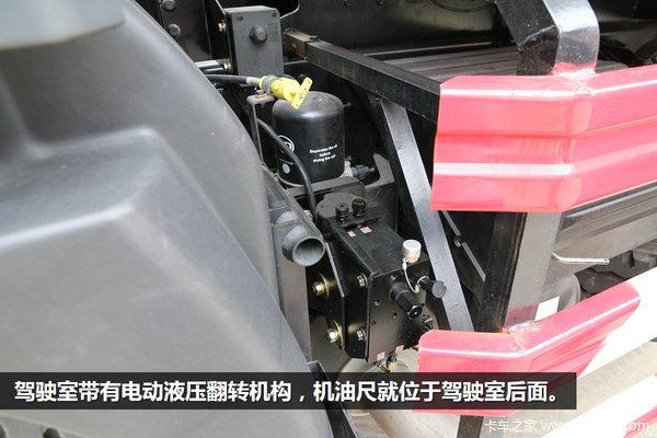 售价52.8万元UD酷腾6x4自卸车广州实拍