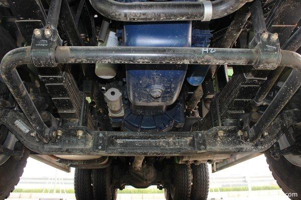 京五来了 欧曼潍柴智能渣土车破八万台图片