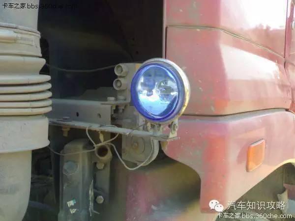 加这个'妖灯'只罚200但它比超载还严重