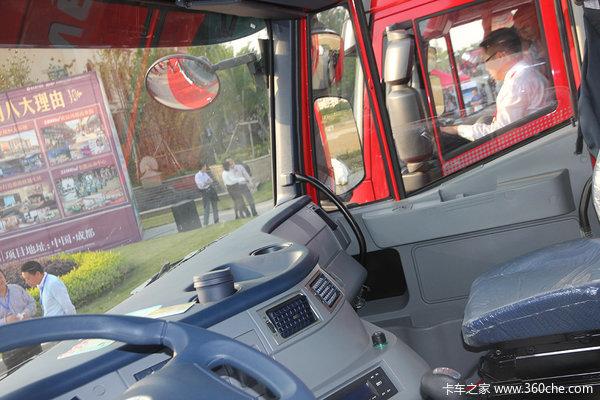 卡车上最致命的盲区卡友们注意到了吗?