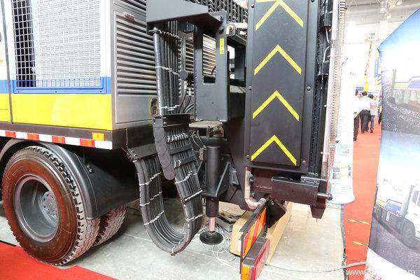 不在'外焦里嫩'微波热再生公路养护车