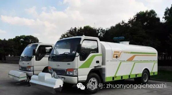 纯车 新能源环卫车