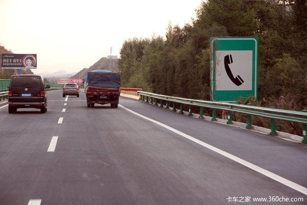 只能增加路面巡查应急车道管理难度大