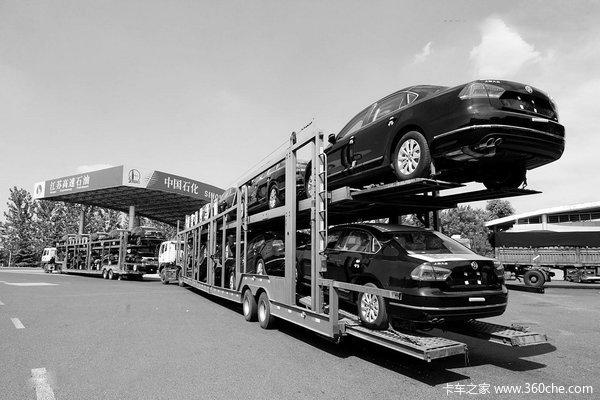 严打轿运车影响企业?政府召开紧急会议