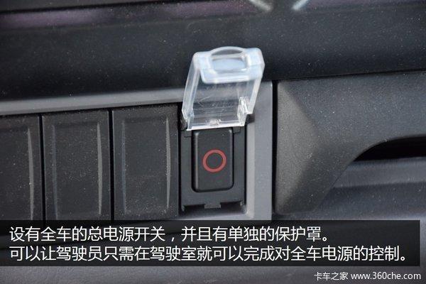 搭独立制冷机组哈尔滨奥铃CTX3.8L16万