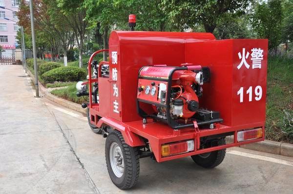 投入1100多万元禅城将建'微型消防站'