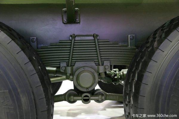 武汉车展:用风冷发动机汉阳10X8军车