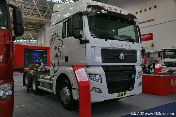 能拉500吨!武汉车展最具看点十大车型
