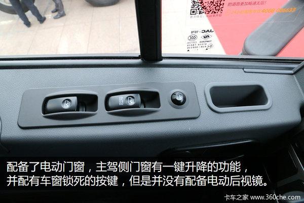 4X2 江淮载货车逆天配置图解高清图片