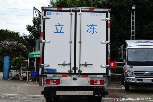 专用运输车首选辽宁开瑞绿卡热销车型