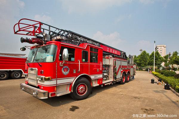跟随历史的脚步举高消防车的前世今生