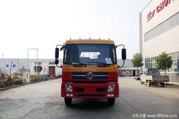 优惠1万元广州东风天锦平板运输车促销