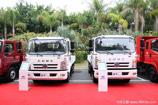 挖掘细分市场四川现代进军专用车领域