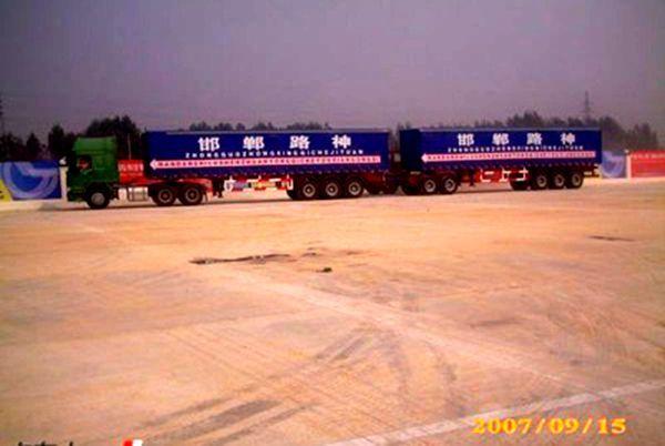 效率提高60%上海港區提議試點全掛車