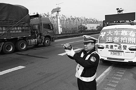 黑龙江交警部门放大招交通违法代价高