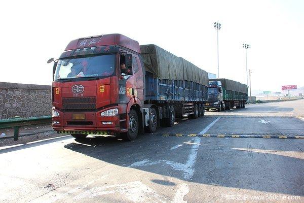 限重46吨以后6X2牵引车还有什么优势?