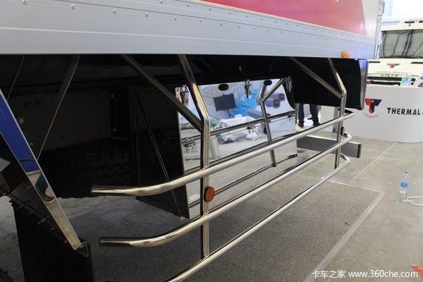一个厢三个温度康飞冷藏车凭啥这么贵