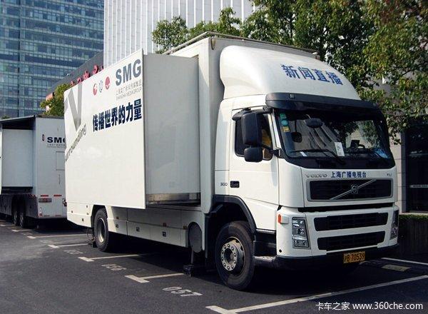 价值千万政府买单这卡车到底啥来头?
