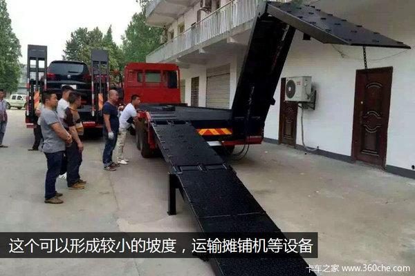 工程机械的好基友各种爬梯车正在普及