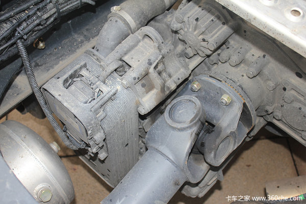 6轴挂车限重49吨缓速器或将取代淋水器