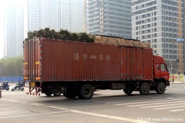 新规定死磕25吨三轴载货车将何去何从?