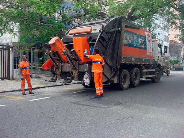配备艾里逊垃圾车在里约奥运赢得胜利