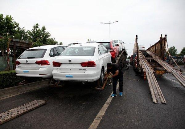 交通部解读:《车辆运输车治理工作方案》