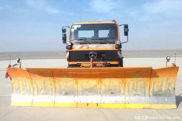 机场特种车辆详解(一)场道保障车辆