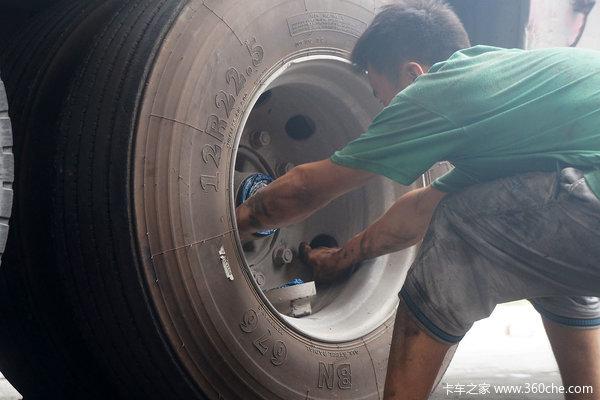 胡哥说制动(4)错误安车轮导致ABS失效