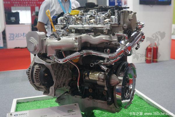 2016內燃機展歐意德展出清潔型發動機