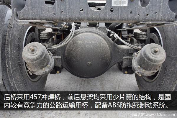 国五再添猛将大马力J6P北方的抗寒利器