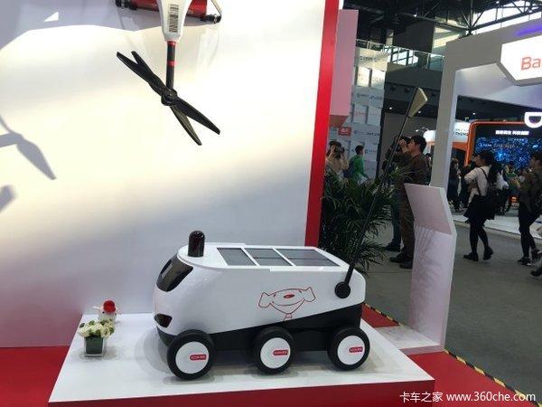 机器人取代人力 京东智能化物流不含糊