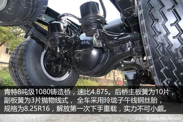 4.3升机8挡箱6款蓝牌十吨王配置逆天