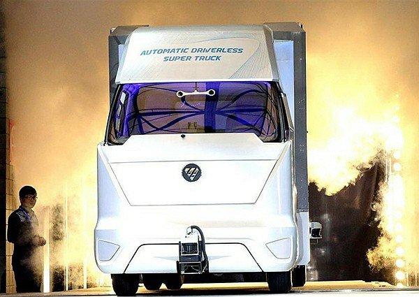 自动驾驶,百度无人车,自动驾驶卡车,百度无人车,图森互联,自动驾驶技术