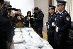 云南:货车水箱藏毒 查获毒品超45公斤