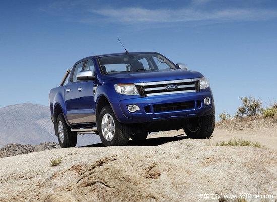 悉尼首发 福特新款ranger皮卡车型发布 高清图片