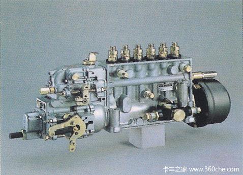1分鐘入門柴油發動機燃油噴射裝置簡介