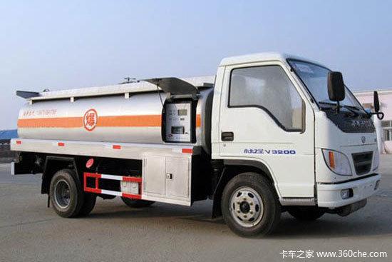 油罐车如何选购 三主要部件选择是关键